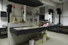 The  dark room Royalty Free Stock Image