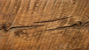 Dark rough wood structure Royalty Free Stock Photo