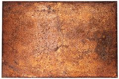 Dark rust background. Or texture Royalty Free Stock Images