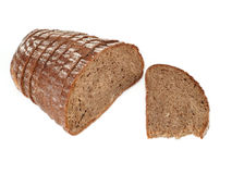 Dark rye bread Royalty Free Stock Photos