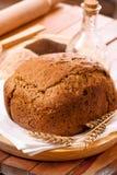 Dark rye bread Royalty Free Stock Photography