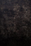 Dark scratched grunge wooden board. Black Wood texture. Royalty Free Stock Photo