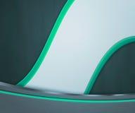 Dark Shapes Turquoise Background Texture Stock Photos