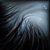 Dark shimmering background Royalty Free Stock Photo