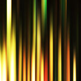 Dark shiny abstract background made of stripes. In dark and yellow colors Stock Photo