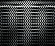 Hex Metal Texture Stock Image