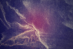 Dark slate background or texture, color toned applied Stock Photos