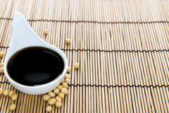 Dark Soy Sauce Stock Images