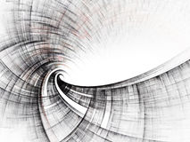 Dark spiral Royalty Free Stock Photo