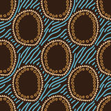 Dark spotted pattern Royalty Free Stock Photo
