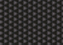 Dark Square Leather Pattern. Illustration Royalty Free Stock Images