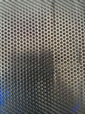 Dark stainless metal texture Royalty Free Stock Images