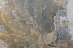 Dark stone or slate wall.Grunge background. Gray broun stone background.  stock image