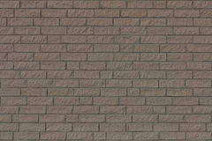 Dark stone wall. With gaps Stock Photo