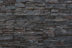 Dark Stone  wall Texture background. Stock Photo