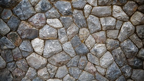 Dark Stone Wall Royalty Free Stock Photo
