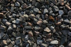 Dark Stones Background Bathed in light royalty free stock photo