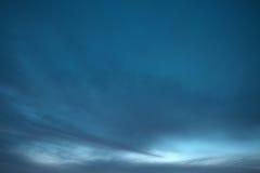 Dark stormy sky. Background - abstract stock photo