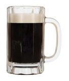 Dark Stout Beer Stock Photo