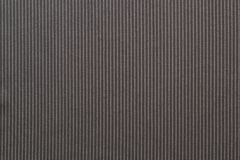 Dark striped fabric. Dark striped shirt  material with parallel white lines Royalty Free Stock Photo