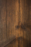 Dark Striped Wood Texture Stock Photography