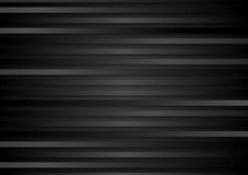 Dark stripes abstract background Royalty Free Stock Photography