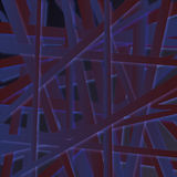Dark stripes Royalty Free Stock Photo