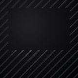 Dark stripes and open space Royalty Free Stock Photos