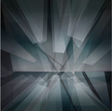 Dark Stripes Stock Photography
