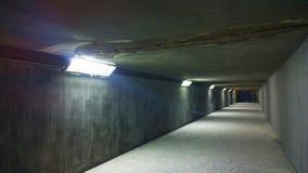 Dark subway Royalty Free Stock Images