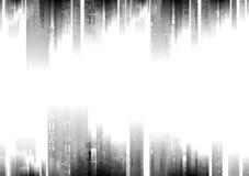 Dark tech abstract background. Vector design Stock Illustration