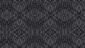 Black gauze on a dark grey background. Stock Photography