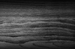 Dark texture of black wood Royalty Free Stock Images