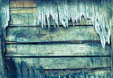 Vintage Grungy Old Wood. Royalty Free Stock Images