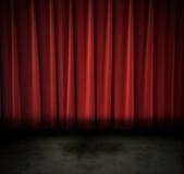 Dark theatre Royalty Free Stock Photo