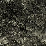 Dark tin seamless texture Stock Photography