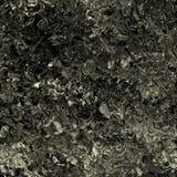 Dark tin seamless texture Stock Photography