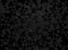Dark triangles Royalty Free Stock Photos