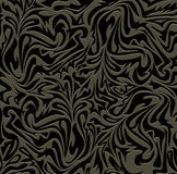 Dark vintage abstract vector background Royalty Free Stock Images