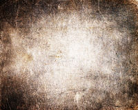 Dark vintage brown textured surface Royalty Free Stock Photo
