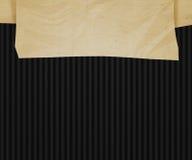Dark Vintage Exclusive Background Stock Image