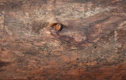 Dark vintage wood texture Royalty Free Stock Images