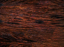Dark vintage wood texture Stock Image