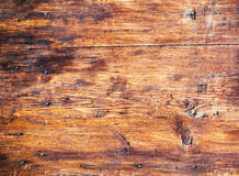 Dark vintage wood texture close up macro texture Royalty Free Stock Photography