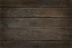 Dark vintage wood vignette background Stock Photos