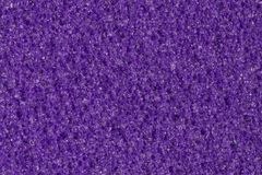 Dark violet foam, EVA texture with contrast porous surface. High resolution photo stock images