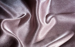 Dark violet satin Stock Image