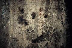 Dark wall texture Stock Photography