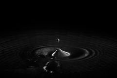Dark water Stock Images