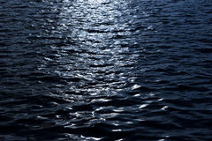Dark water background Stock Images